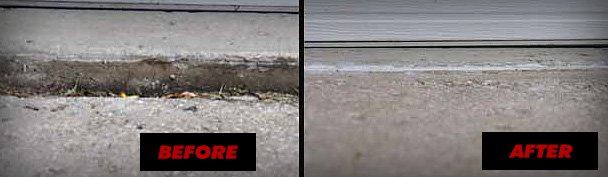 Mudjacking, Slabjacking, Concrete Raising, Pressure Grouting - PROFOUND Foundation Repair - Dallas, TX